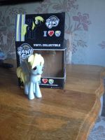 Derpy Hooves Figure by extraphotos