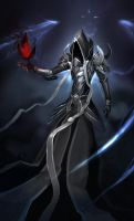 Malthael - Reaper of Souls by funzee