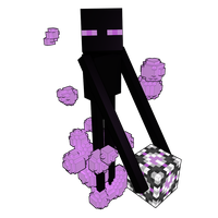 Enderman by blackoptics8