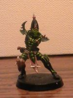 armless kabalite warrior by Kielrae