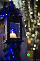 Christmas bokeh by thechevaliere