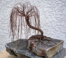 Copper Wire Willow by CopperRock