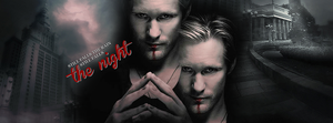 Eric Northman Facebook cover by CzystaKrew