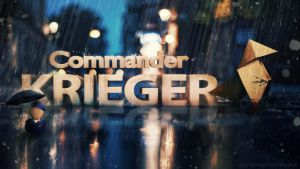 Commander Krieger Wallpaper [Heavy Rain] by JonasForTheArt