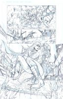 Birds of Prey Practice Pencils by Soap-Committee