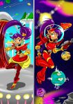 Shantae of the future by gizmo01