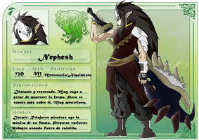 Wynleria's Tale - Nephesh by JigSaw93B