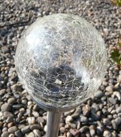 Cracked Glass Ball 3 by SimplyBackgrounds