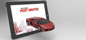 nfs Most wanted 2 Unleashed by lordbunty