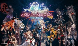 FFXIV A Realm, Reborn by TaintedVampire