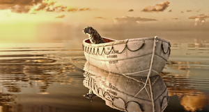 Arthur Parker 2  from life of Pi By Kingwicked by kingwicked