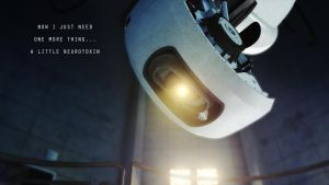 GLaDOS's Activation by RyanGlose