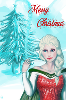 Christmas Queen by HappyGirl06