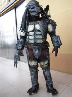 Predator Suit Finished by Gardol2