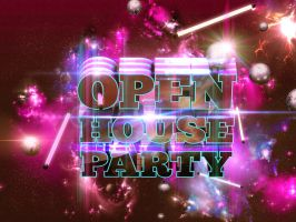 Open House Party by AdNinja
