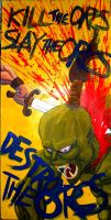 Destroy the Orcs by PanchoAtomos