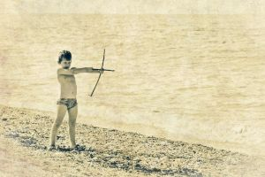 The Archer by GioGrana