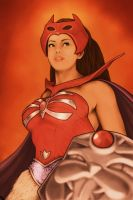 Masters of the Universe - Catra by PennNorris