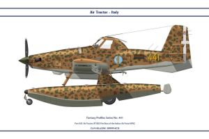Fantasy 441 Air Tractor Italy by WS-Clave