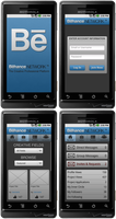 Behance for Android by kahil