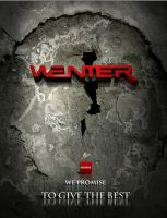 Poster ... w-Enter by Ahmed-Matrix
