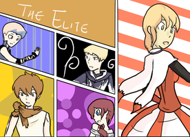 My Elite by timestoneauthor203