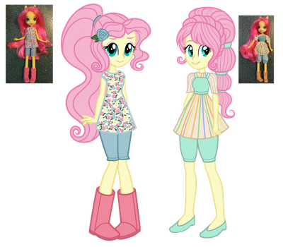 Fluttershy by TheCheeseburger