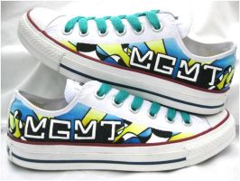 MGMT Converse Shoes 06 by TheAnyone
