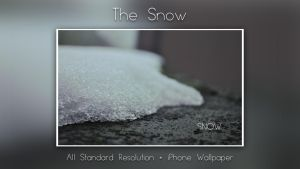 Snow Wallpaper by Mattev