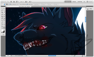The Sexiness in this WIP by Kairi292