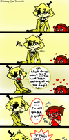Just Read my Mind Bill Cipher by Nakomy-Chan