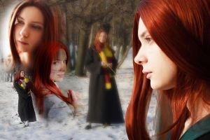 Lily Evans... by Ahva