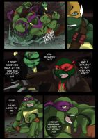 TMNT (fanmade) Same as it never was Aftershock _29 by FleshCreature