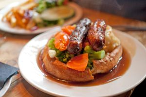 Toad in a hole by patchow