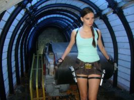Tomb Raider Cosplay Anniversary  Classic by DayanaCroft