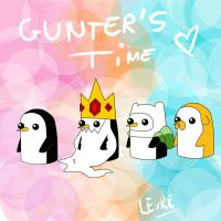 GUNTER'S TIME by Kurumi-C-Hargreaves