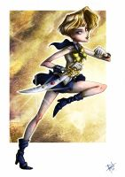 Sailor Uranus by obscureBT