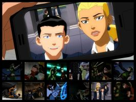 Traught Collage. by youngjusticewriter
