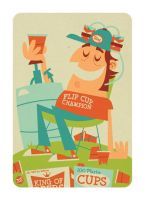 King of Cups by Montygog