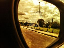Rear View Mirror by RickyRees