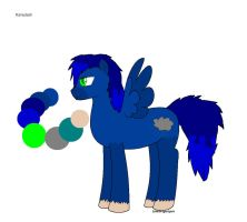 first mpl oc by shadowsrequests