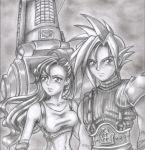 Final Fantasy VII by RisingDragon