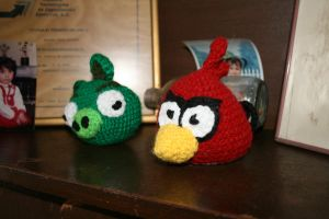 Angry Birds by sefie-ireth