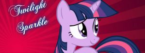 Twilight Sparkle Bacground Facebook by funyan-lineart