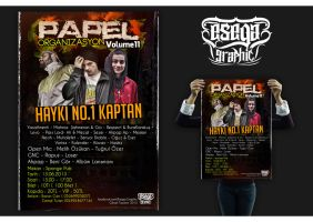 Papel Poster by EsegaGraphic