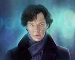 Sherlock by Puppet-Girl86
