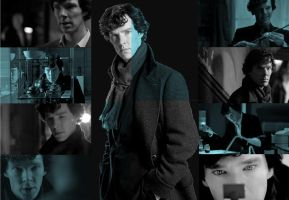 Sherlock Background by MrsCumberbatch