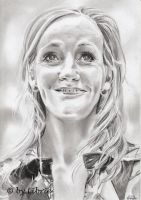 J.K. Rowling by Librie