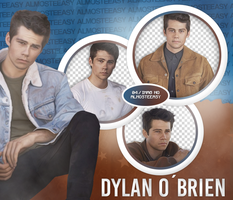 Dylan O Brien { Pack Png 07 } by almosteeasy