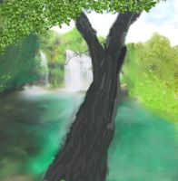 The tree called Etz by Hermione75